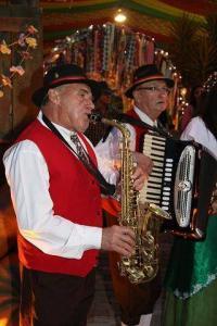 festa colonial banda