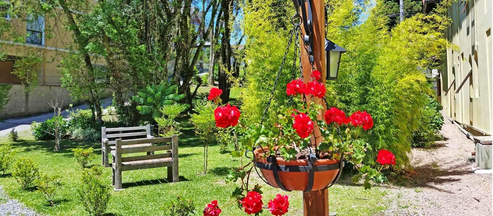 pousada canela jardins