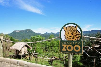 atrações em gramado zoo