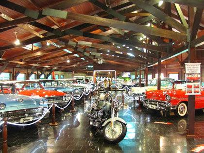 Atrações em Gramado Hollywood Dream Cars