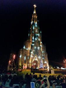 sonho de natal em canela catedral