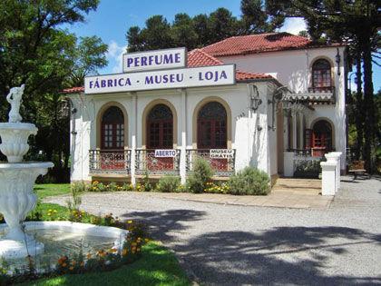 Atrações em Gramado Museu do Perfume