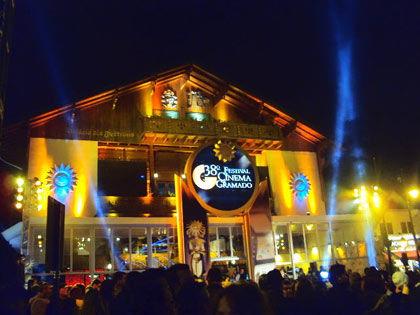 atrações em gramado palacio dos festivais