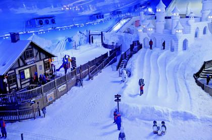 atrações em gramado snowland