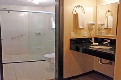 pousada canela banheiro suite master