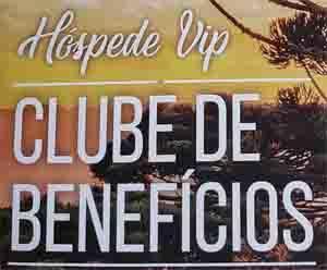 clube de benefícios hospede vip