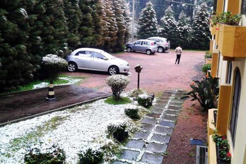 pousada em canela neve