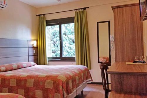 Suite Standard vista da janela.