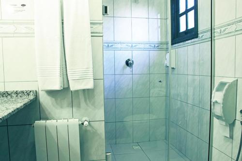 Suite Standard box banheiro.