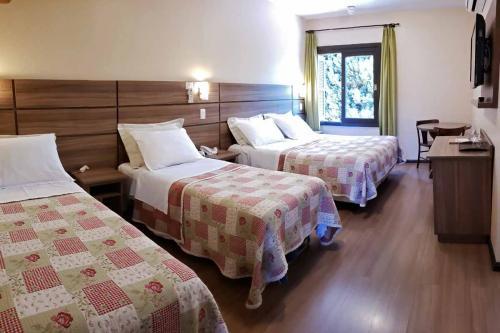 pousada canela rs suite master camas