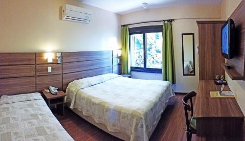 Suite Standard camas.